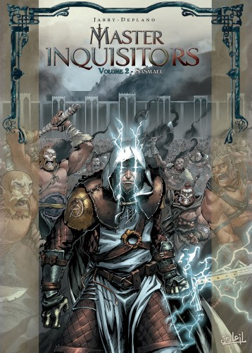 Master Inquisitors V2 Sasmael