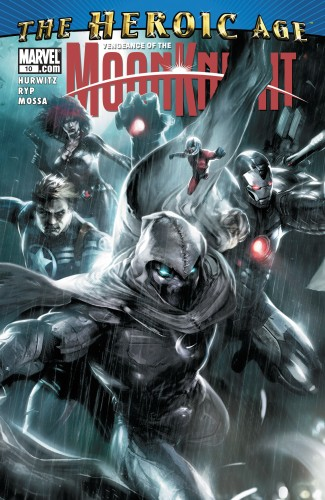 Vengeance of the Moon Knight #01-10