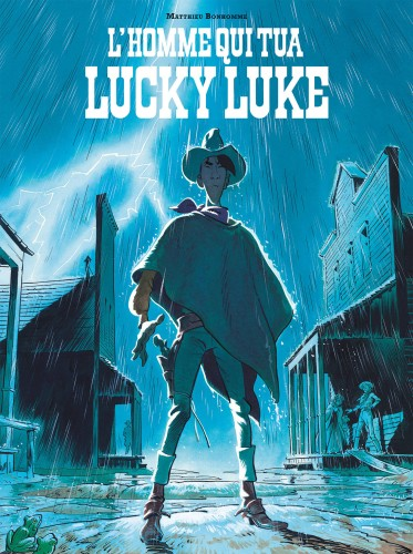 Who Killed Lucky Luke