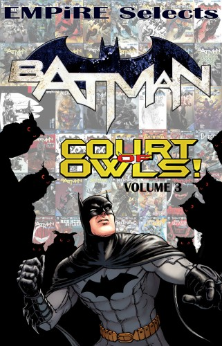 EMPiRE Selects - Batman -- The Court of Owls Omnibus Vol.3
