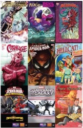 Collection Marvel (25.05.2016, week 21)
