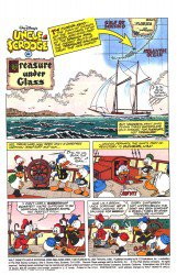 Donald Duck: Treasure Under Glass