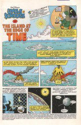 Scrooge McDuck: The Island at the Edge of Time