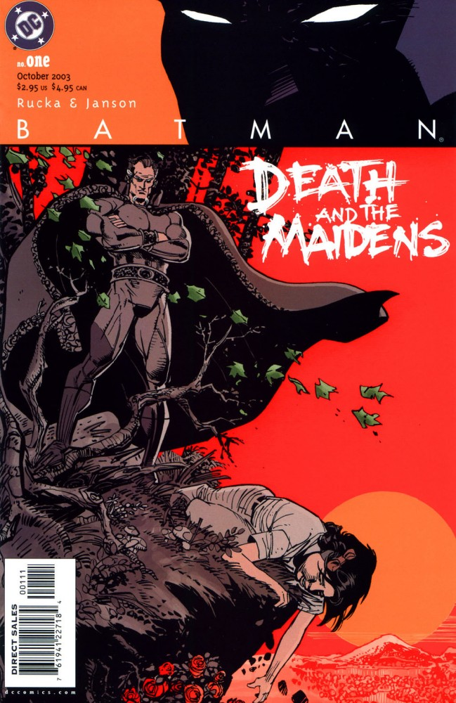 Download Batman - Death and the Maidens #1-9 Complete