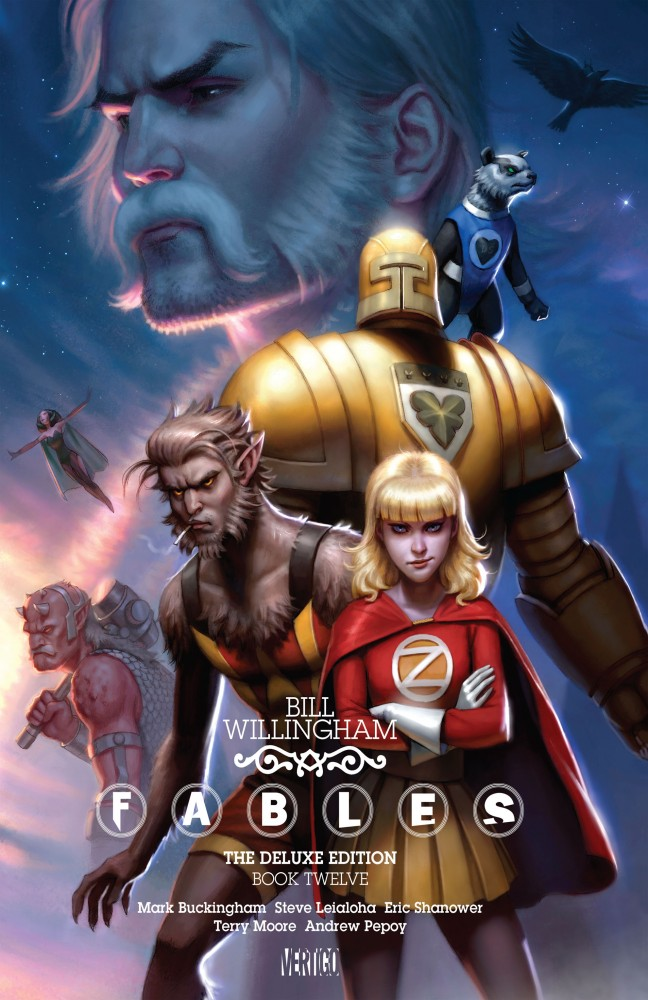 Fables - The Deluxe Edition - Book 12