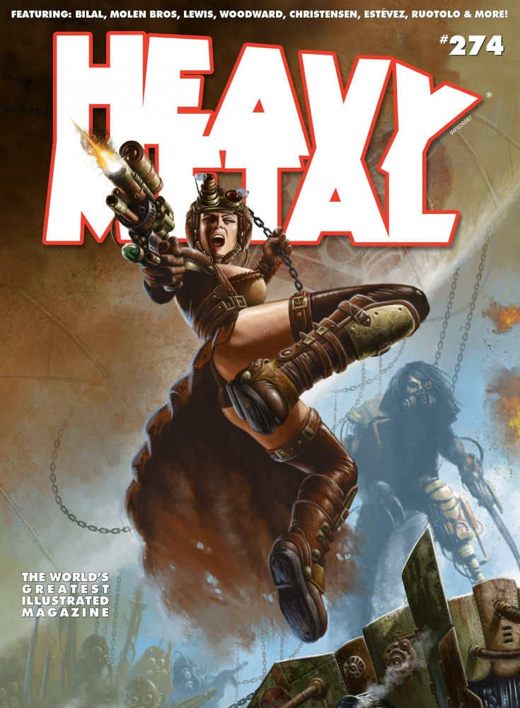 Heavy Metal #274