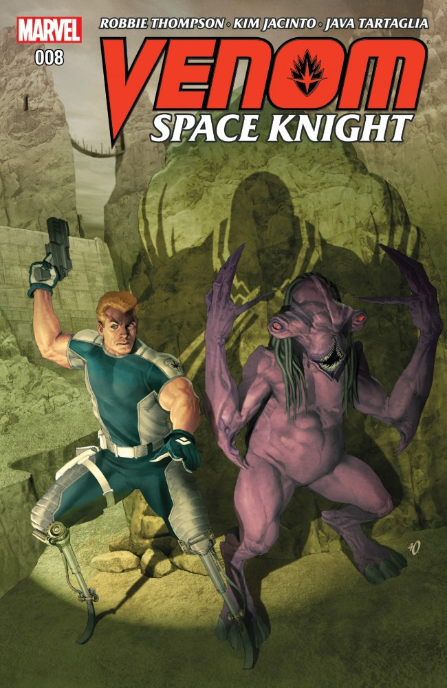 Venom - Space Knight #08