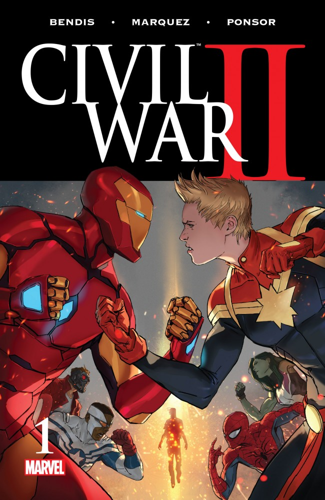 Civil War II #01