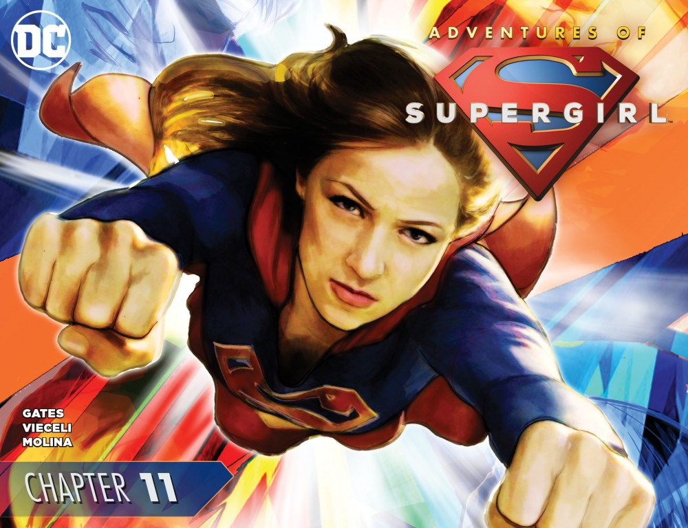 The Adventures of Supergirl #11