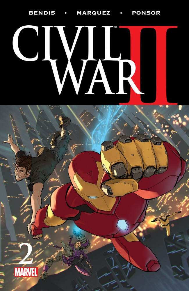 Civil War II #02