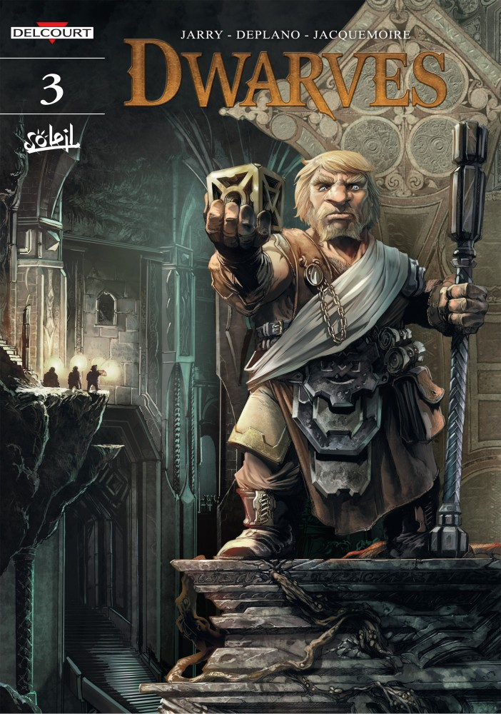 Dwarves Vol.3 - Aral of the Temple