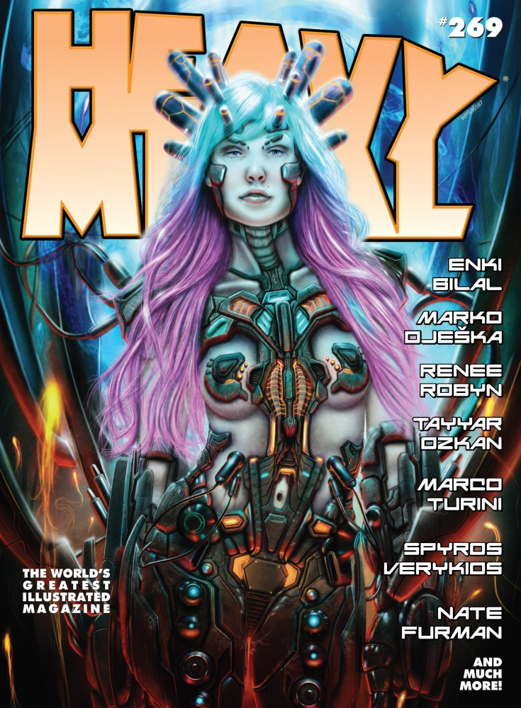 Heavy Metal #269