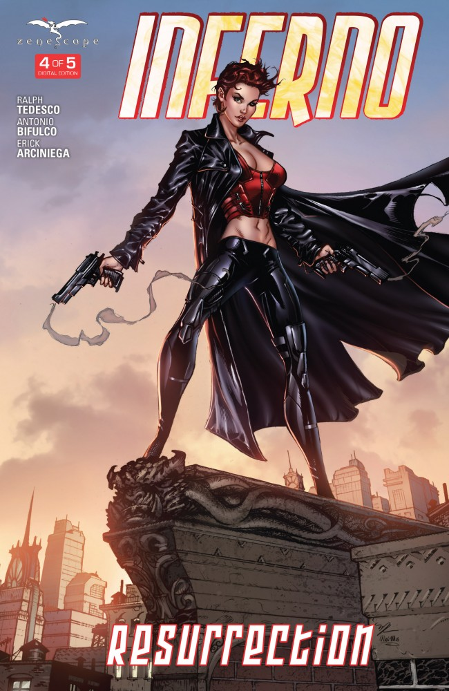 Grimm Fairy Tales Presents Inferno Resurrection #04