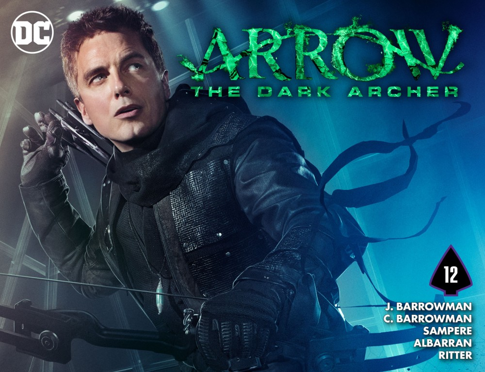 Arrow - The Dark Archer #12