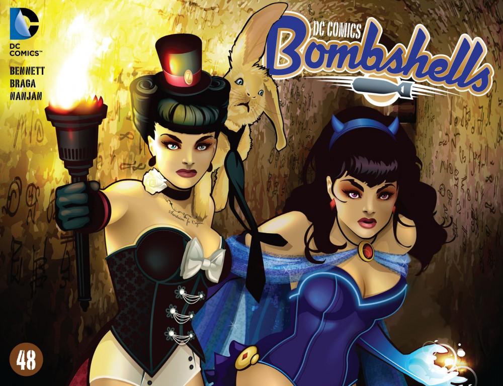 DC Comics - Bombshells #48