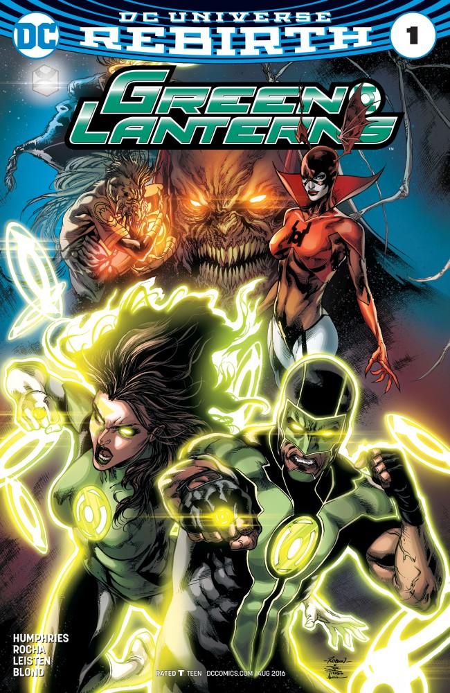 Green Lanterns #01
