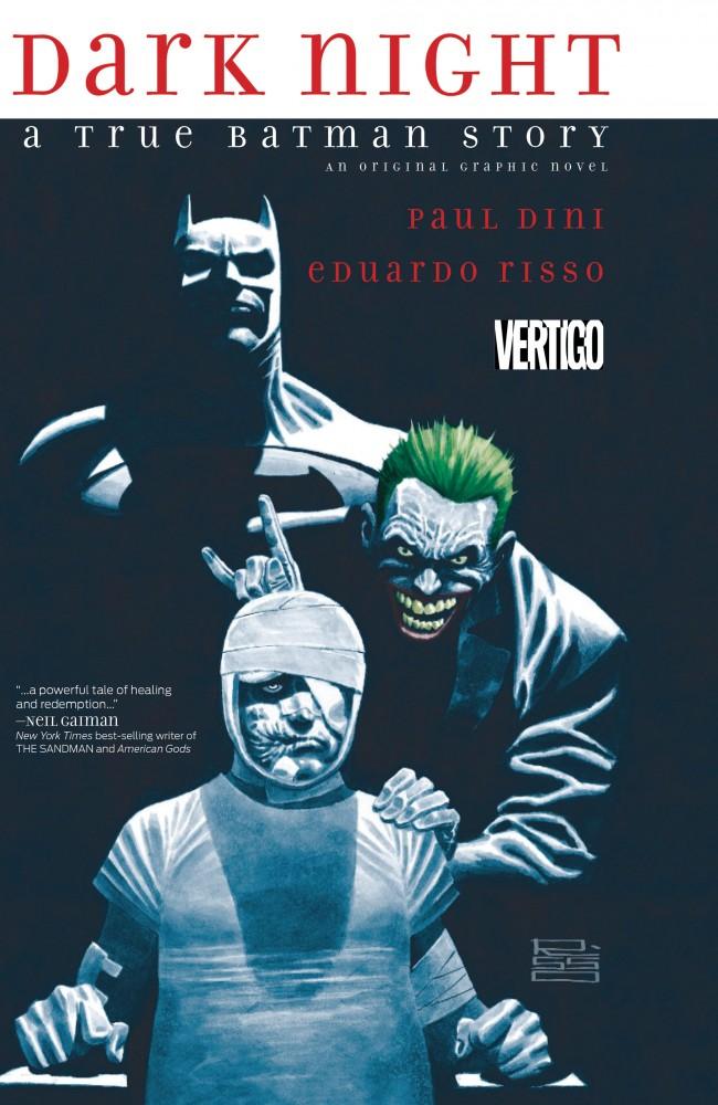 Dark Night - A True Batman Story #1