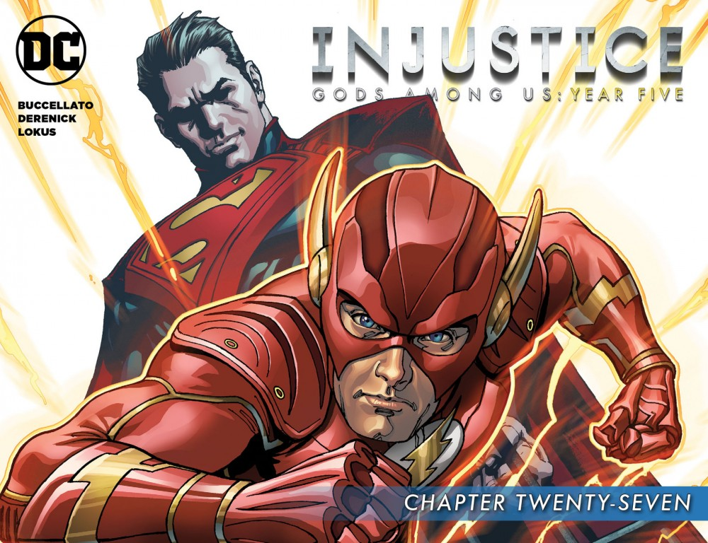 Injustice - Gods Among Us - Year Five #27