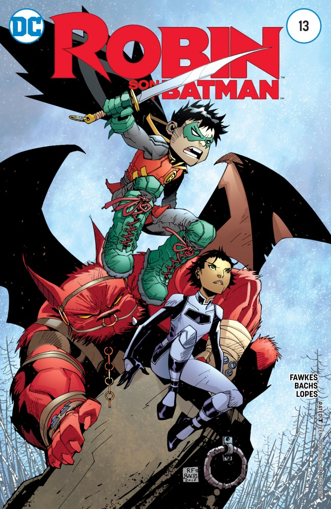 Robin - Son of Batman #13