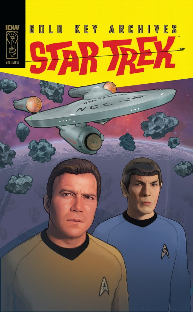 Star Trek Gold Key Archives Vol.5 (TPB)