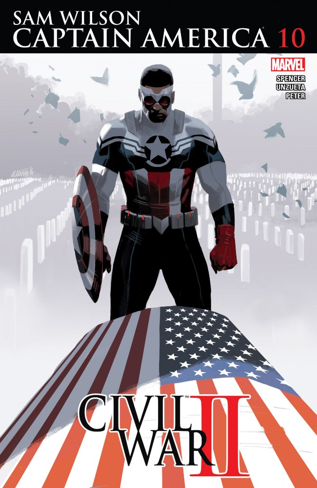 Captain America - Sam Wilson #10