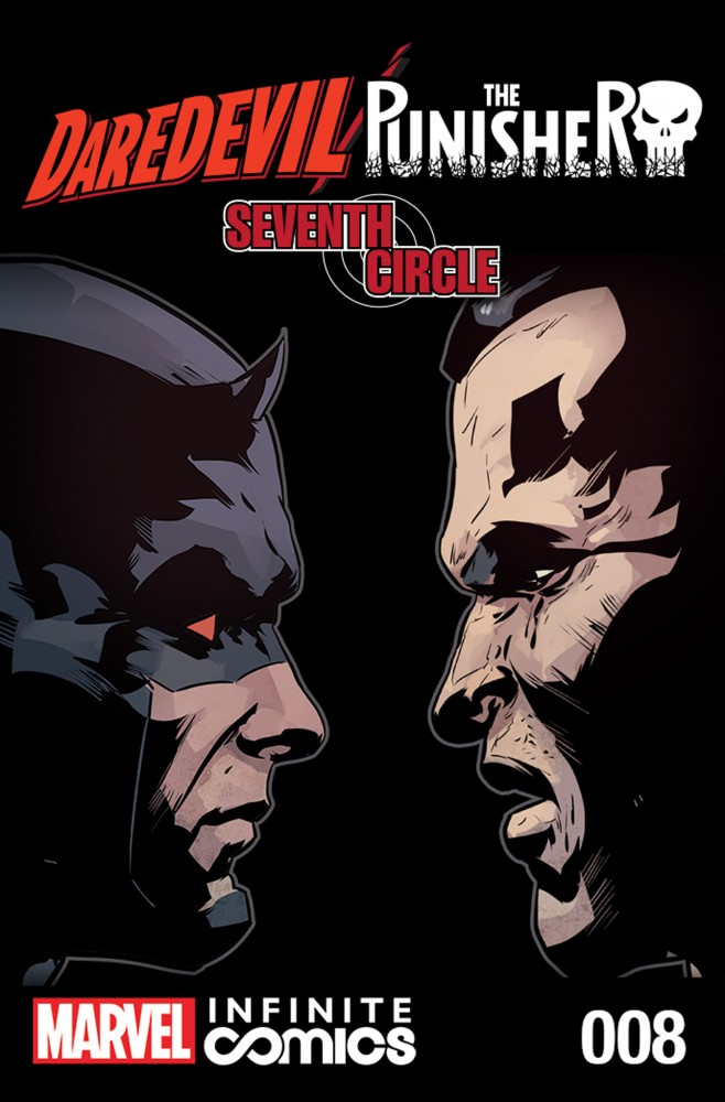 Daredevil - Punisher - Seventh Circle Infinite Comic #8