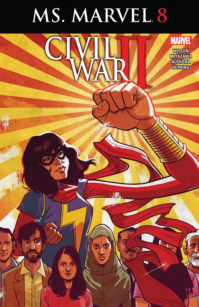 Ms. Marvel #08