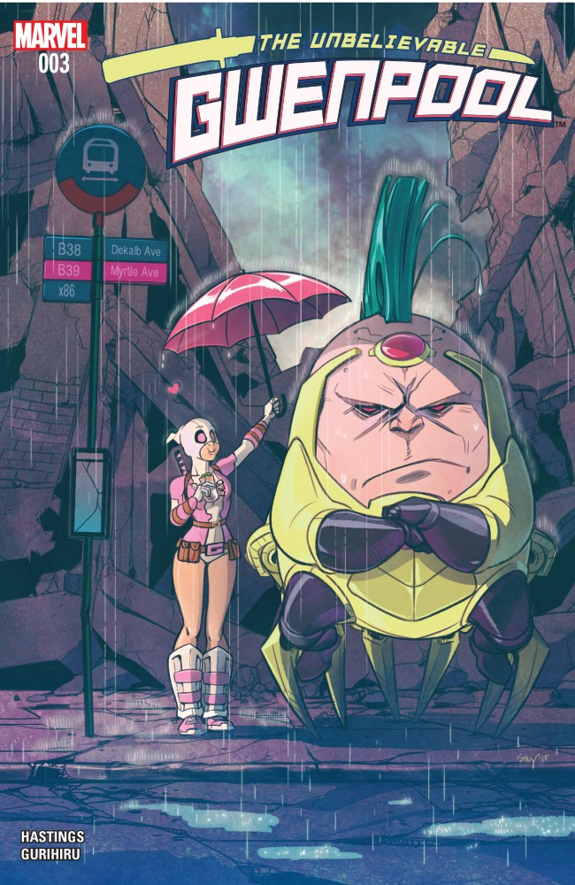 The Unbelievable Gwenpool #3
