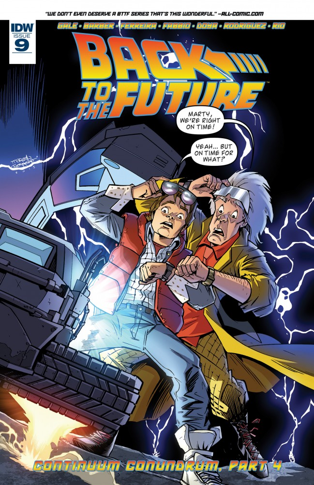 Back to the Future #09