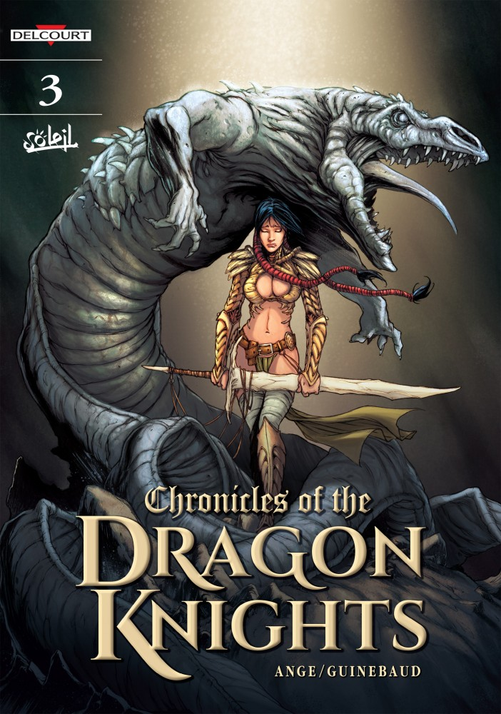 Chronicles of the Dragon Knights Vol.3 - The Land of Unlife