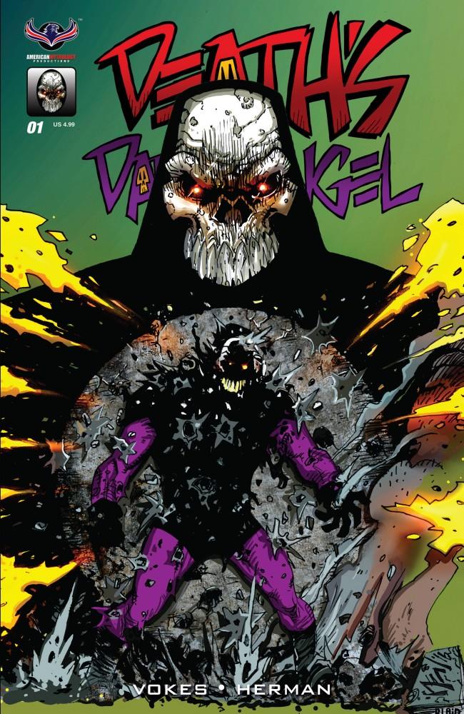 Death's Dark Angel #1