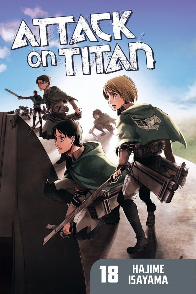 Attack on Titan Vol. #18