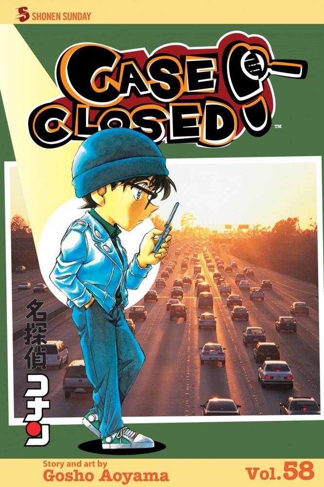 Case Closed Vol. #58