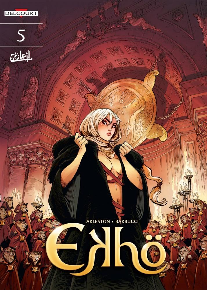 Ekho #5 - The Preshauns' Secret