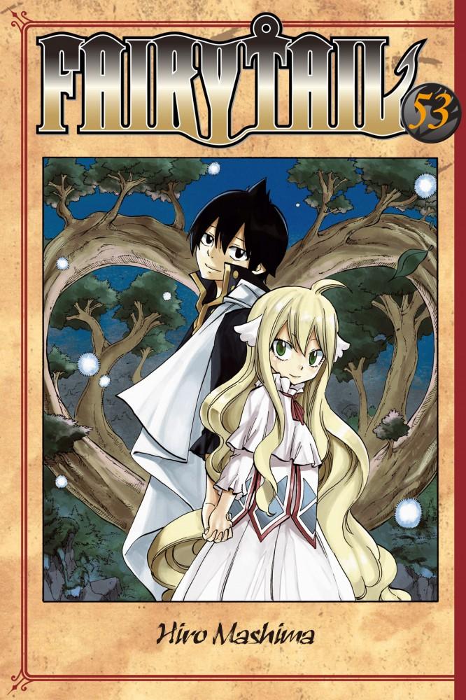 Fairy Tail Vol. #53