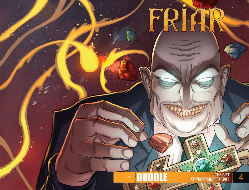 Friar #4