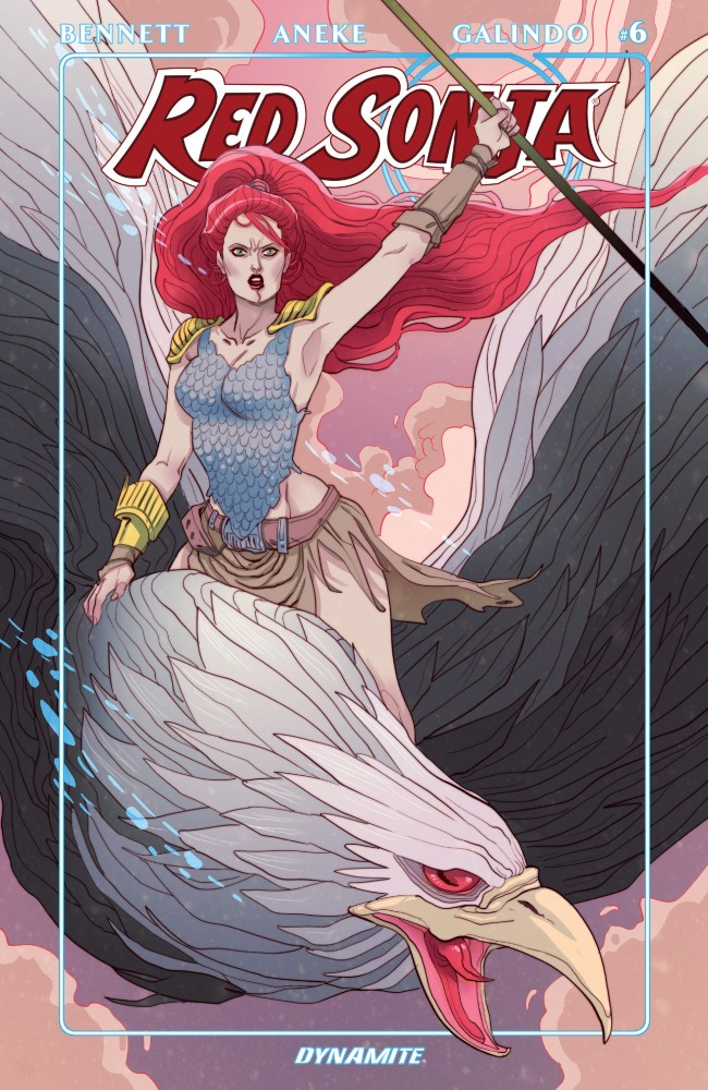 Red Sonja Vol.3 #06