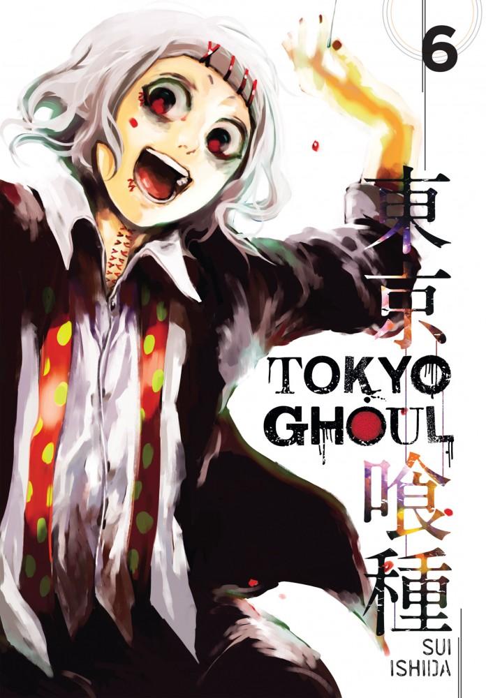 Tokyo Ghoul Vol. #6