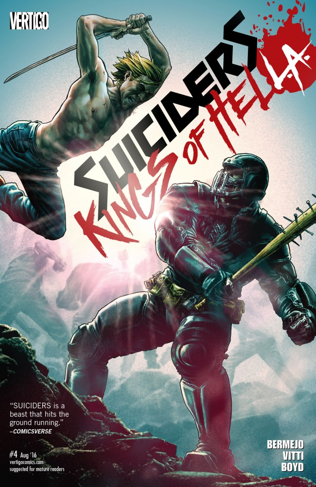 Suiciders - Kings of HelL.A. #4