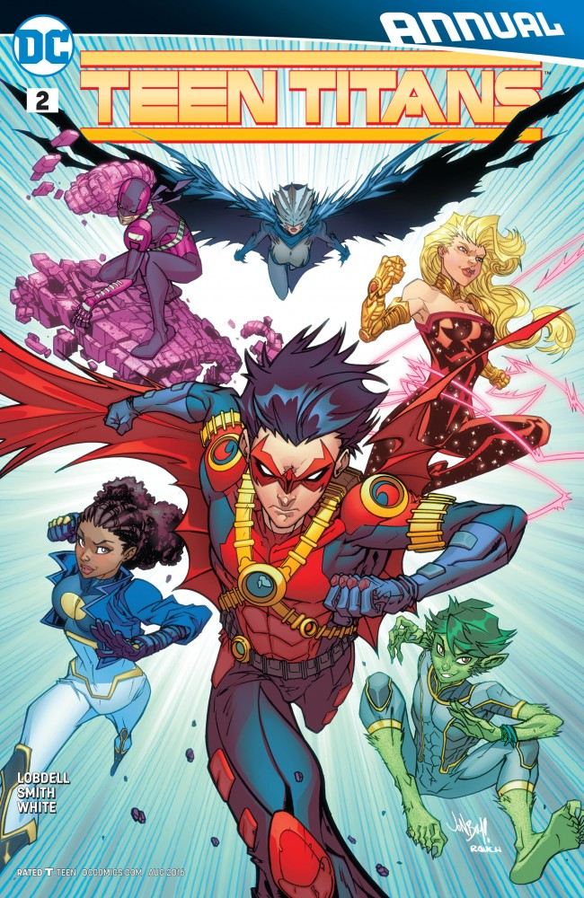 Teen Titans Vol.5 - Annual #2