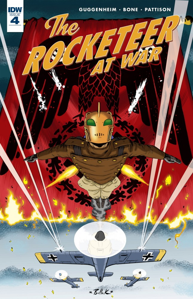 Download The Rocketeer At War #4