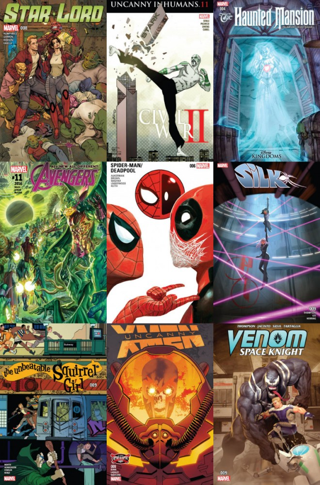 Collection Marvel (29.06.2016, week 26)