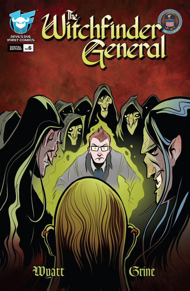Download The Witchfinder General #6