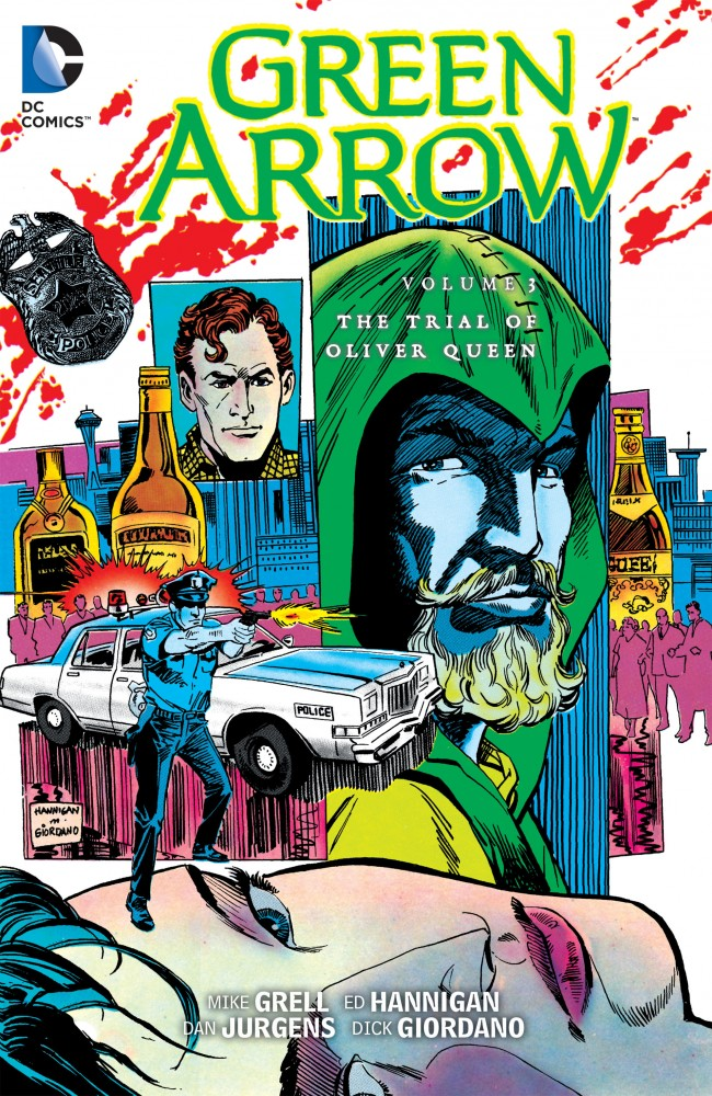 Green Arrow Vol.3 - The Trial of Oliver Queen