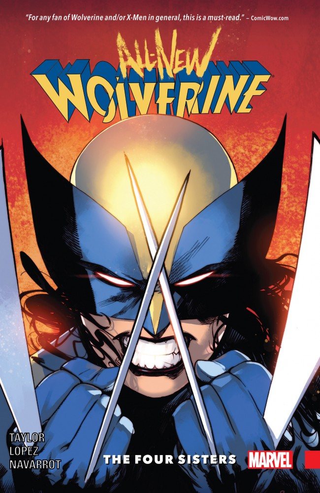 All-New Wolverine Vol.1 - The Four Sisters