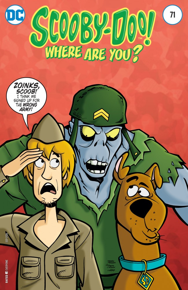 Scooby-Doo Where Are You #71