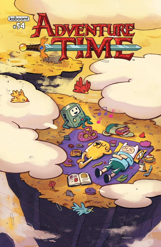 Adventure Time #54