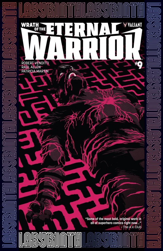 Wrath of the Eternal Warrior #9