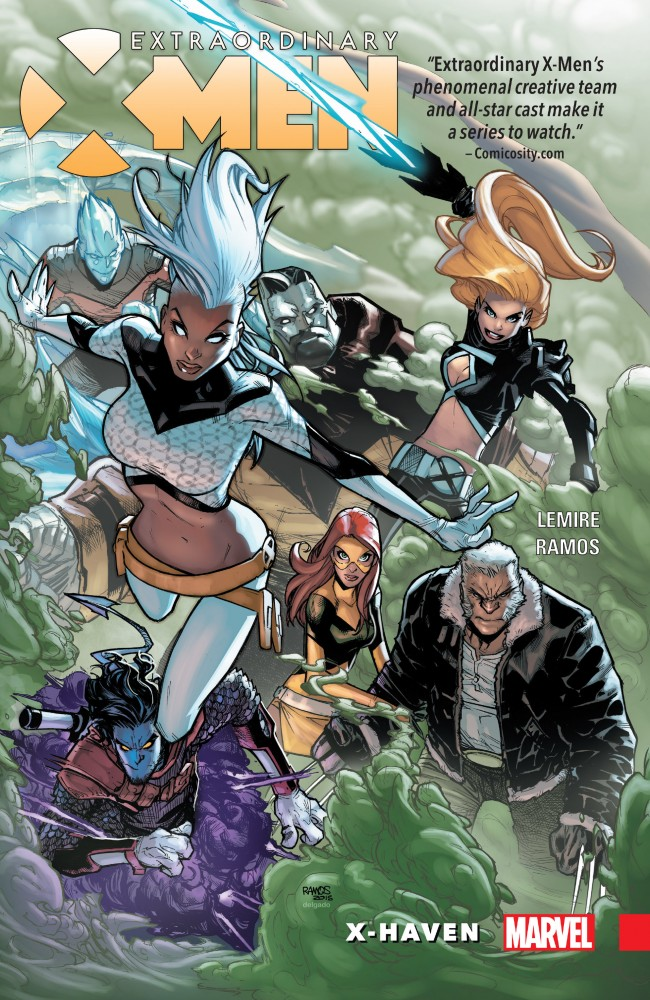 Extraordinary X-Men Vol.1 - X-Haven