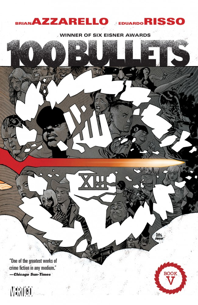 100 Bullets - Book 5